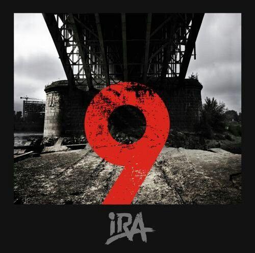 Okładka albumu zespołu IRA 9