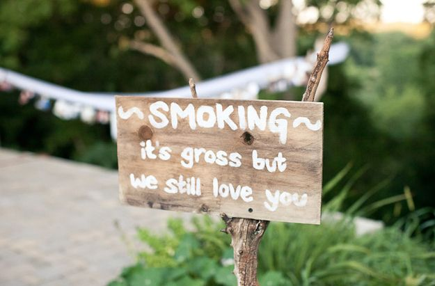 40 Awesome Signs You'll Want At Your Wedding More