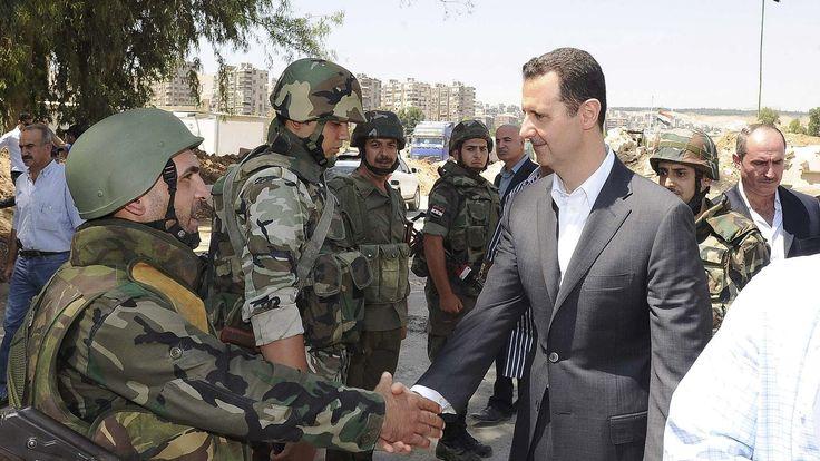 Brende: Forventet reaksjon fra Syria om fordømming - Aftenposten