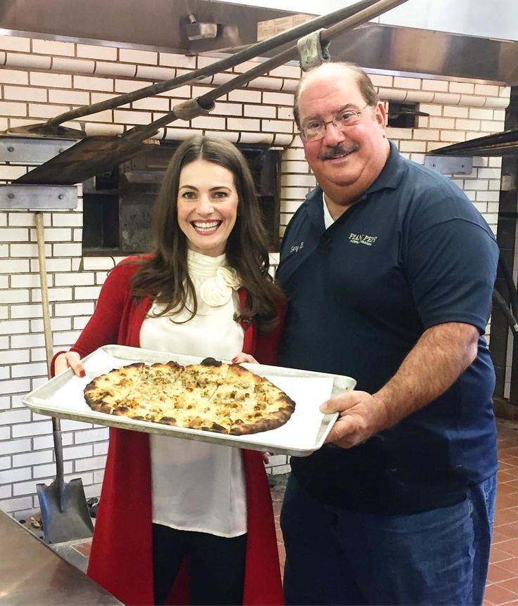 Frank Pepe Pizzeria Napoletana (@frankpepepizza) 199 Boylston Street  Chestnut Hill, MA 02467