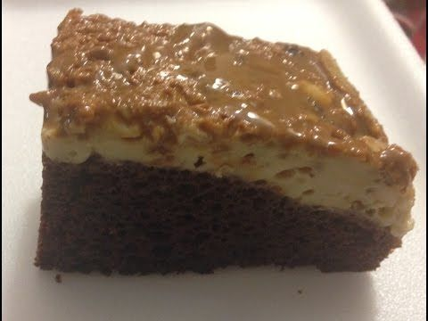 chocolate - pastel imposible - choco flan - pastel impossible - YouTube