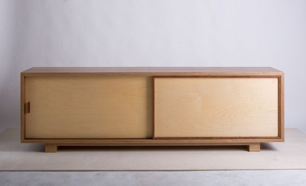 Birch Veneer Buffet ~ Best wood osb plywood furniture images on pinterest