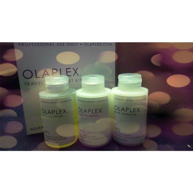 13 best olaplex before and after images on pinterest v - Halo salon vancouver ...