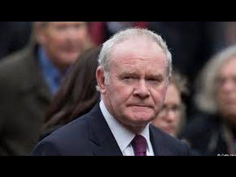 Sinn Féin's Martin McGuinness dies aged 66