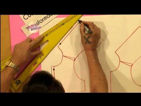 Hermenegildo Zampar- Bienvenidas TV en HD - Explica el cuello del vestido de bebé. - YouTube
