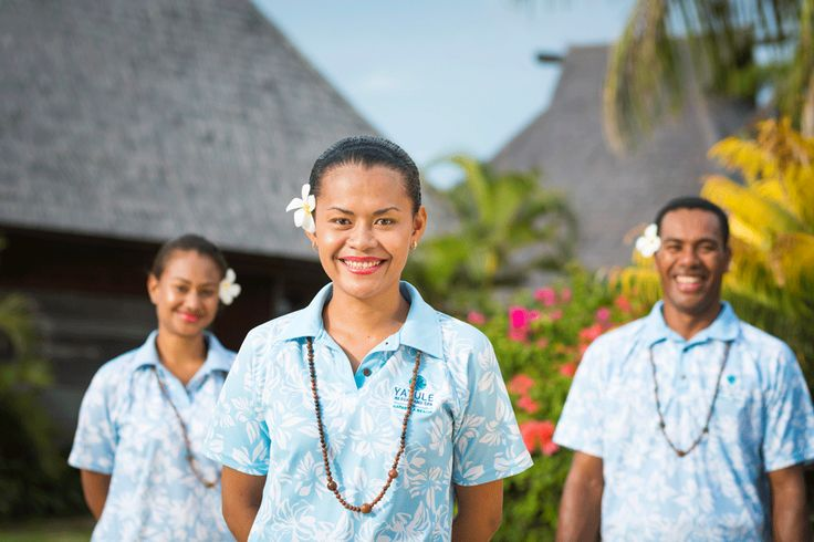 The friendly staff at Yatule Resort and Spa aim to make your stay relaxing and memorable!