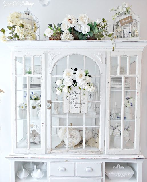 Junk Chic Cottage: Fall                                                                                                                                                                                 More
