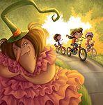 Shawna JC Tenney - Great Children's Book artist
