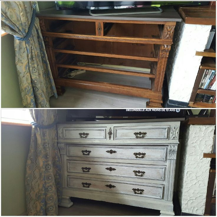 17 meilleures id es propos de meuble tv relooking sur pinterest relooking - Idee customisation meuble ...