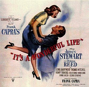 It's A Wonderful Life (1946) - Christams fare, the good that is in people, reaffirming that yes, it really does exist.