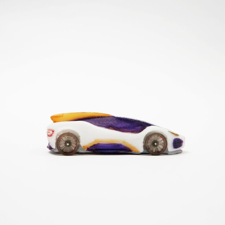 [Toy Car] 3D printing model by Jonathan Ariefianto (batch 2014, UPH Product Design)