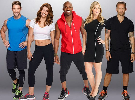 The Biggest Loser Trainers Dish On How to Make 2015 Your Healthiest Year Ever! | E! Online Mobile