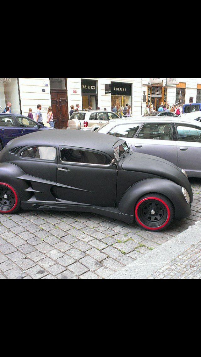 Bat mobile slug bug!!!