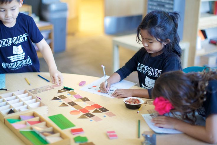 Five differences that enable Montessori elementary students to thrive - LePort Schools