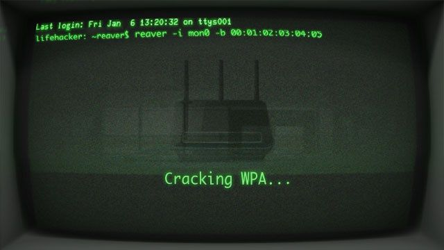 How to Crack a Wi-Fi Network's WPA Password with Reaver--You'd never believe hackers can get into your network this easy!