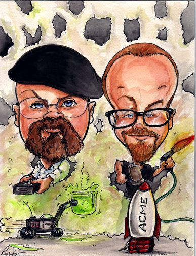 267 best mythbusters images on pinterest science fair projects mythbusters by rico3244 at deviantart malvernweather Gallery