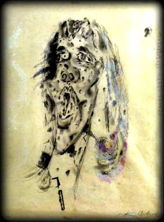 Antonin Artaud. L'angoisse