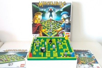 Lego Minotaurus Game