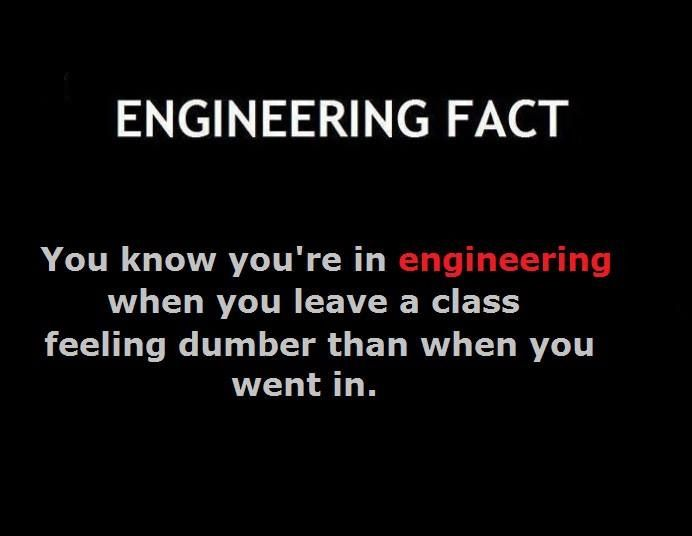 Engineering fact                                                                                                                                                                                 More