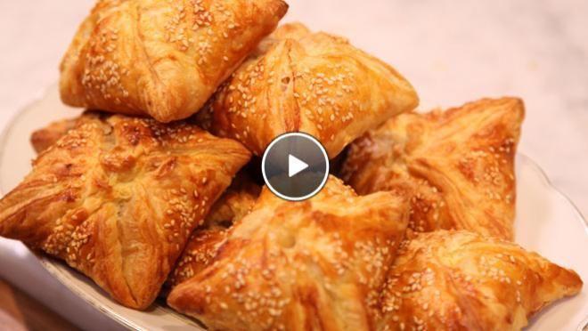 Zalm envelopjes - Rudolph's Bakery | 24Kitchen