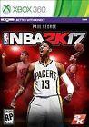 NBA 2K17 Early Tip-Off Weekend (Microsoft Xbox 360 2016) BRAND NEW!!!!
