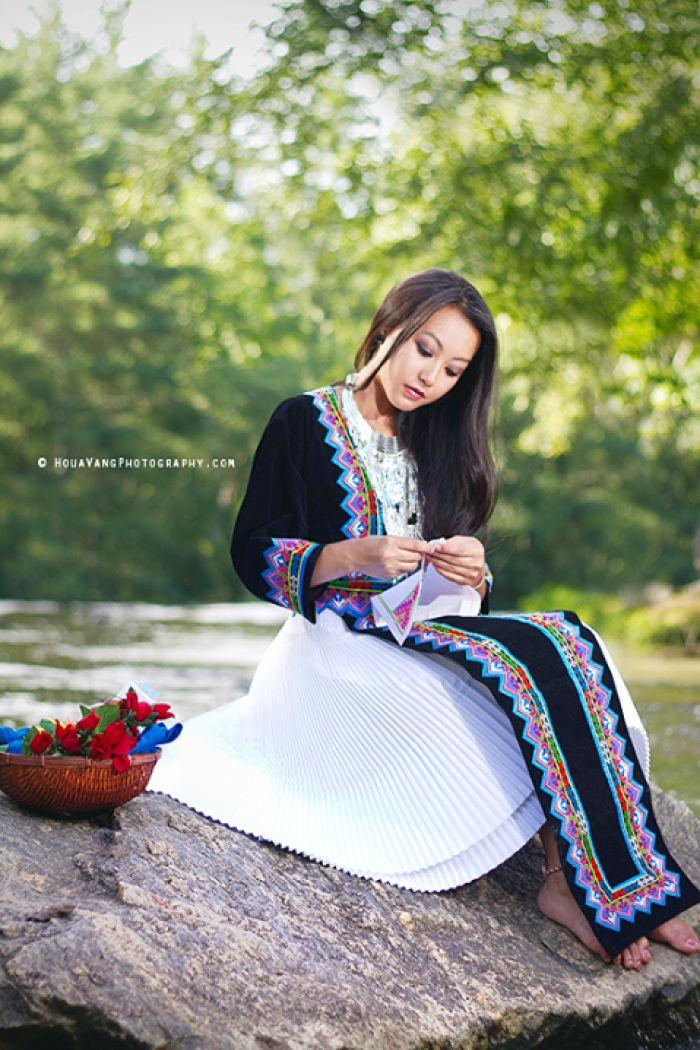 Hmong Attire