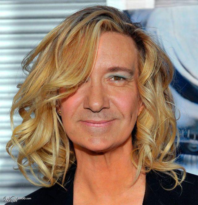 ผลการค้นหารูปภาพสำหรับ kevin spacey long hair