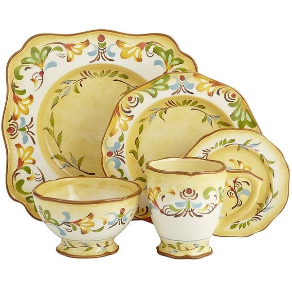Pier 1 Bellanina Dinnerware