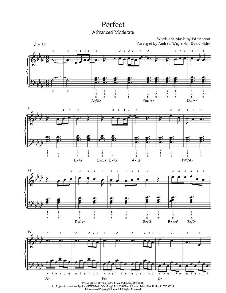 31 best Piano Sheet Music images on Pinterest | Piano sheet music ...
