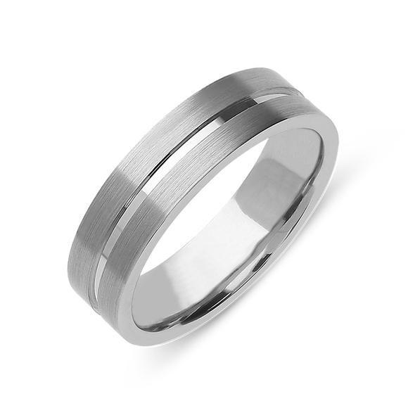 Palladium Channelled Satin Wedding Ring Bnn 258 C W Sellors Fine Jewellery In 2020 Wedding Rings Palladium Wedding Ring Classic Wedding Rings