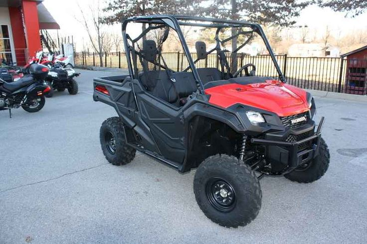 New 2016 Honda Pioneer 1000 ATVs For Sale in Arkansas. 2016 Honda Pioneer 1000, GET $500 FREE HONDA GENUINE ACCESSORIES Heartland Honda is Arkansas's 1st Honda Powerhouse Dealership. We have been a locally owned and operated dealership since 1996 and we sincerely appreciate the opportunity to earn your business. Please contact us for more information. *Price includes all manufacturer rebates, incentives and promotions. **Price is Manufacturer's Suggested Retail Price (MSRP) $13,999. and does…