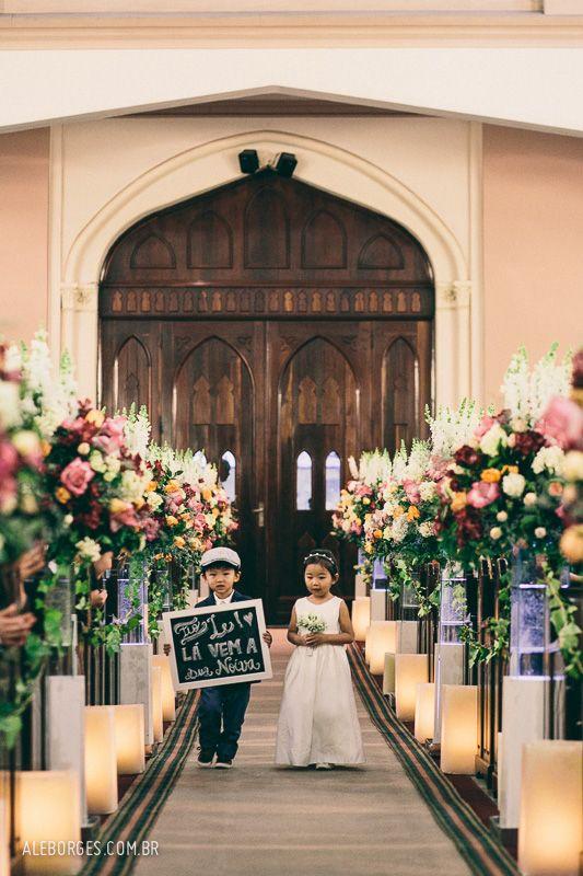 Fotografia Casamento | Amy e Leandro | Catedral Presbiteriana | São Paulo - SP - Fotos por Ale Borges