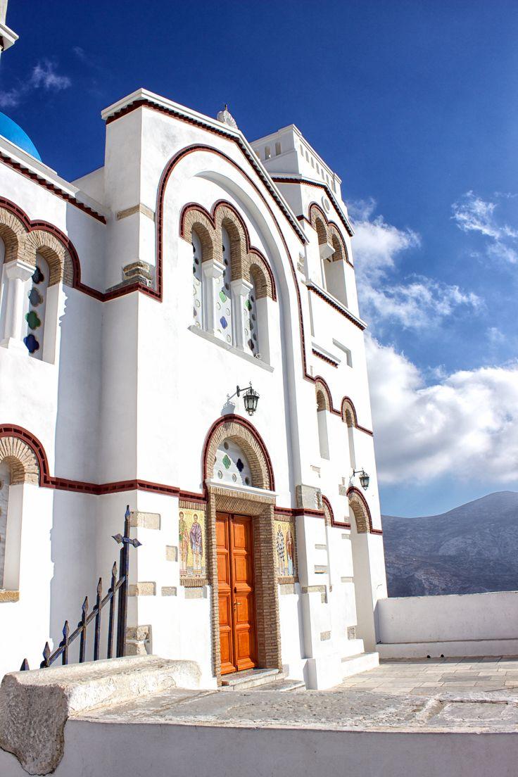 Tholaria, Amorgos