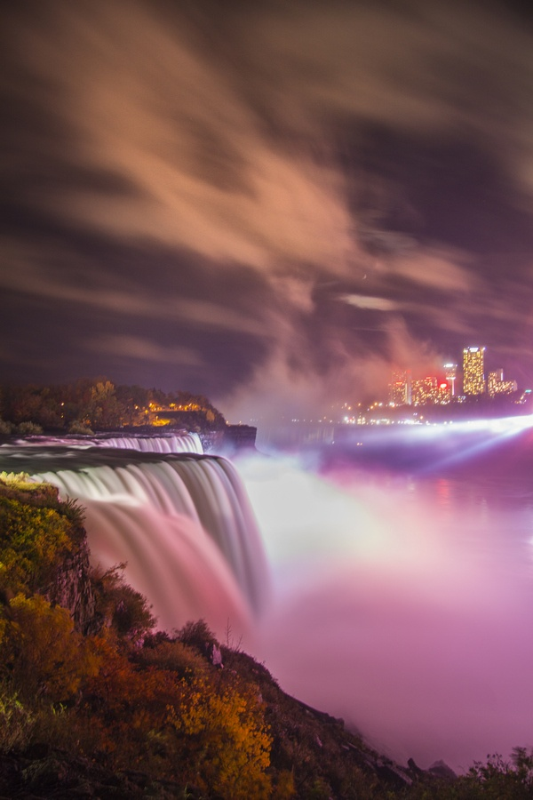 Niagra by Samir Mohanty, via 500px  https://www.facebook.com/WorldwideCollection