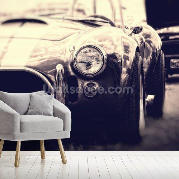 Custom Car With Images Custom Cars Cars Mural Mural Wallpaper