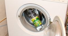Das preiswerteste Mittel zur Pflege der Waschmaschine