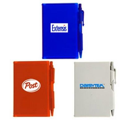 Mesquite Pad N' Pen Set Min 100 - Promotional Giveaways - Custom Notepads - HCL-T5061 - Best Value Promotional items including Promotional Merchandise, Printed T shirts, Promotional Mugs, Promotional Clothing and Corporate Gifts from PROMOSXCHAGE - Melbourne, Sydney, Brisbane - Call 1800 PROMOS (776 667)