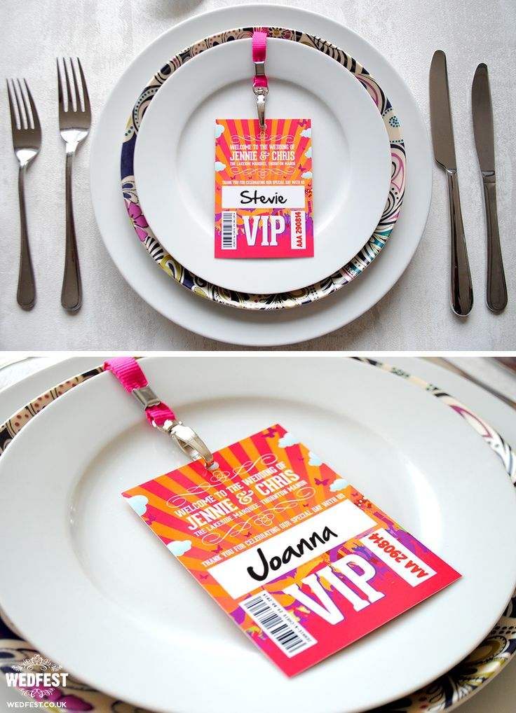 vip lanyard wedding place name cards http://www.wedfest.co/vip-lanyard-alternative-wedding-place-cards/