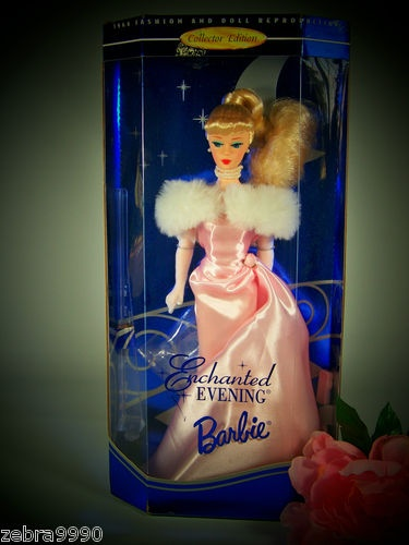 Blond Barbie Enchanted Evening 1960 Reproduction Collectors Doll ~ HAVE