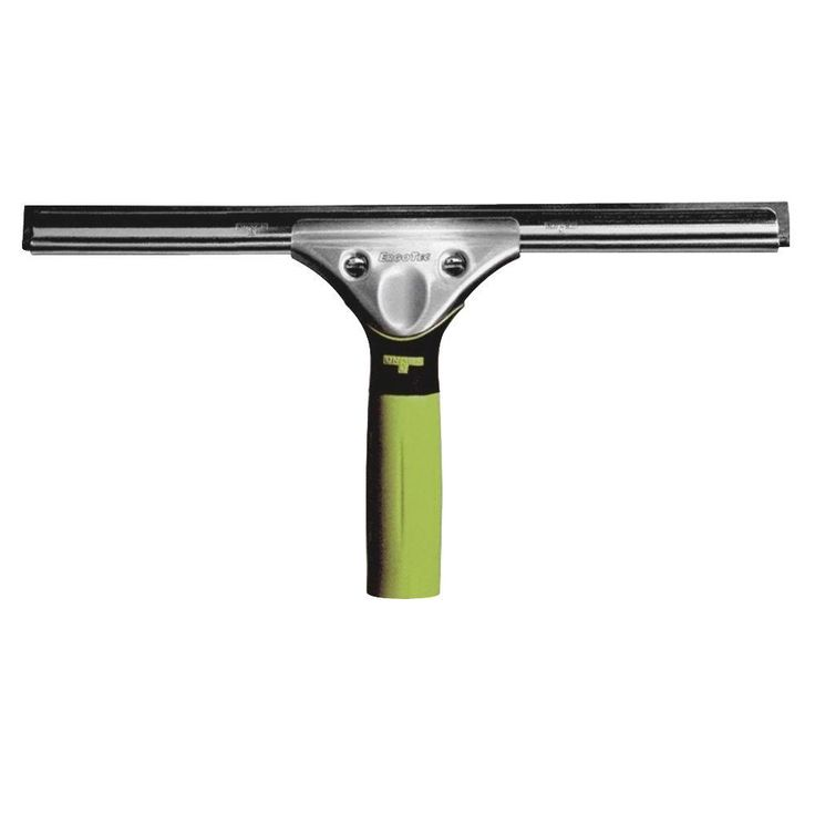14 in. Green ErgoTec Squeegee