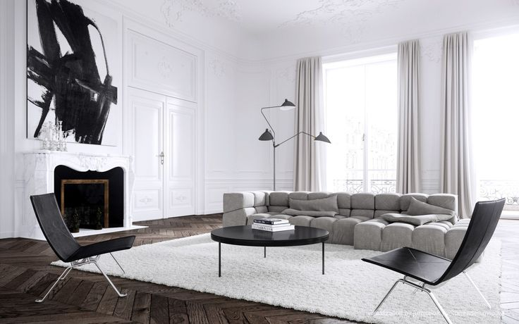 French interiors provide a stunning blend of sophistication that borrows from a variety of different styles, incorporating bold new styles that blend seamlessly with more traditional designs to provide a chic and stylish palette. Visit us in http://dreamprojection.esy.es/web/