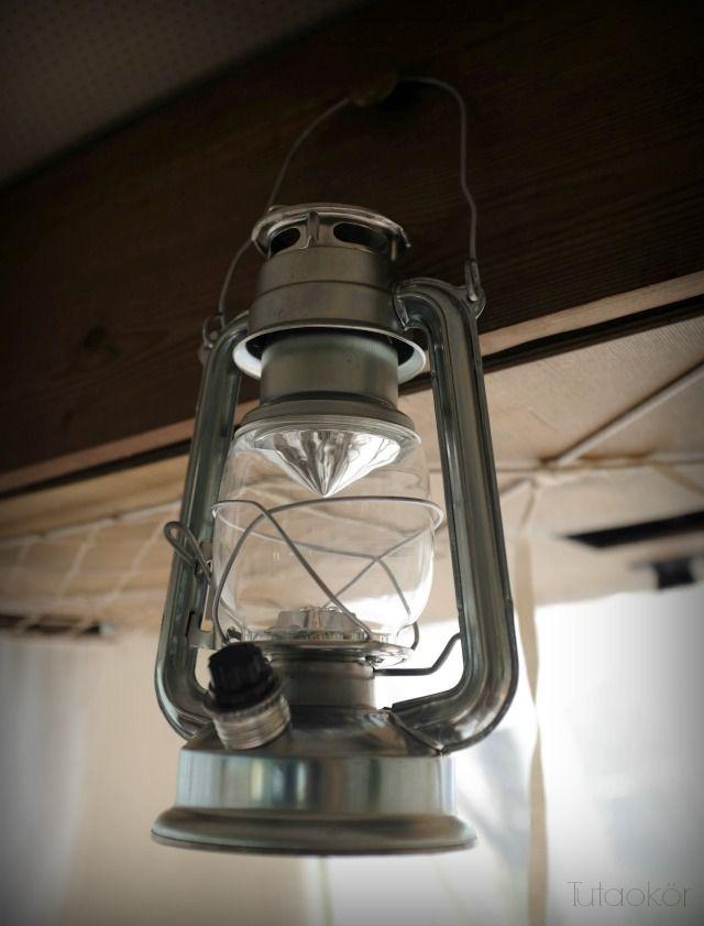 Interior- LED lantern