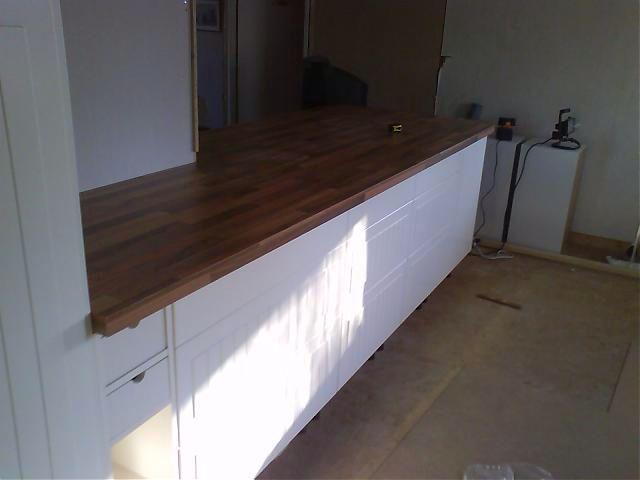 cuisine kroktorp ikea blanc et bois home ideas pinterest. Black Bedroom Furniture Sets. Home Design Ideas