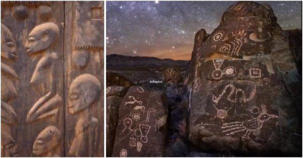 (adsbygoogle = window.adsbygoogle    []).push();   En el caso de que viajamos desde el sureste de Arizona, el noreste de Sonora a través del sur de Nuevo México y el norte de Chihuahua en el oeste de Texas vamos a descubrir varios petroglifos antiguos, los antepasados de esta zona...