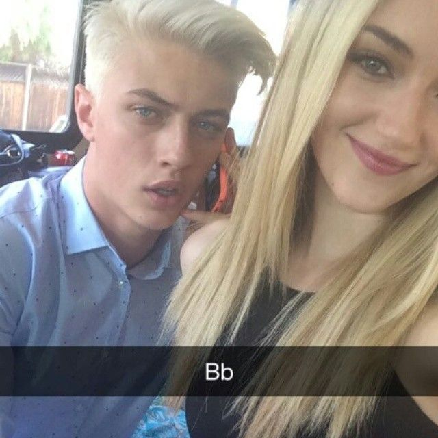 Lucky Blue & Daisy Clementine Smith