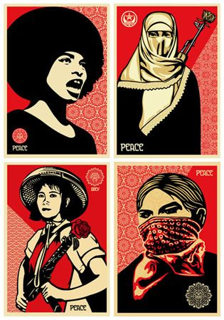 Revolutionary Women Print Set