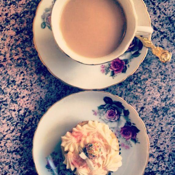 Easter Sunday Tea