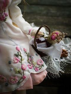 Art Doll ''Lida'' by Romantic Wonders