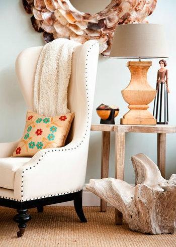 Brabourne Farm: A Comfy Chair