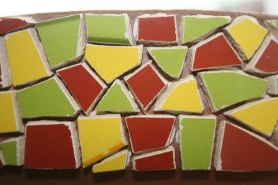 EL ARTE DEL MOSAICO: Técnicas de Mosaico